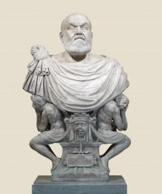 Bust of Giacomo Maria Stampa