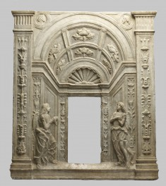 Wall Tabernacle in the Form of the Sepulcher of Christ