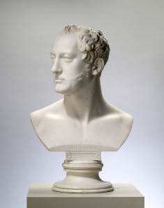 Bust of Czar Nicholas I of Russia (1796-1855)