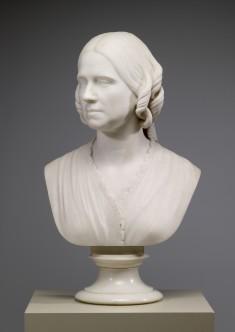 Bust of Mrs. William T. Walters (née Ellen Harper)