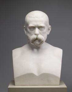 Bust of William Thompson Walters