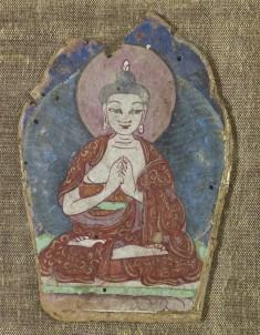 The Buddha Vairocana