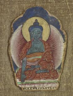 The Buddha Akshobhya