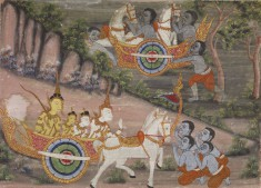 Vessantara Jataka, Chapter 3