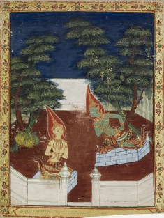 Vessantara Jataka, Chapter 1 (Ten Boons)