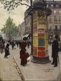 Paris Kiosk