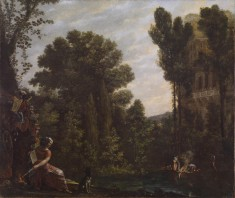 Landscape with a Scene of Witchcraft