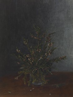 Vase of Heather
