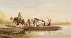 Ferry Horses