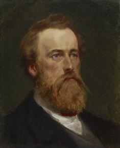 Portrait of William Henry Rinehart