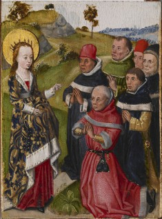 Saint Catherine Converting the Scholars