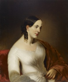 Sarah Malvina Allen Heald (Mrs. Wm. Henry Heald) (1824-1854)