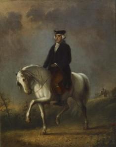 George Washington at Mount Vernon