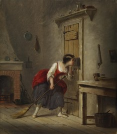 """The Marchioness (from Dickens' """"The Old Curiosity Shop"""")"""