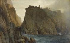Tintagel on the Cornish Coast