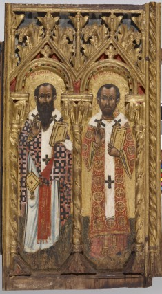 Fragments from Iconostasis Doors