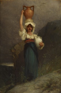 Returning from the Well