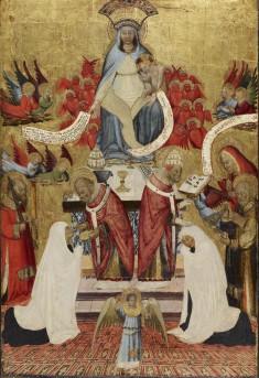 Communion and Consecration of Santa Francesca Romana
