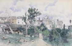 La Huerta, Seville