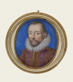 Portrait of Rhys Griffiths