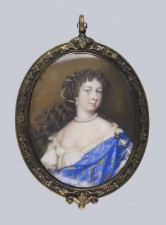 Louise Renée de Kerouaille, Duchess D'Aubigny and First Duchess of Portsmouth