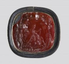 Intaglio of a Mithraic Sacrifice