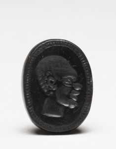 Intaglio with the Head of an African