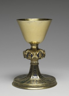 Chalice with Saints and Scenes from the Life of Christ