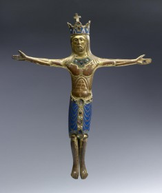 Figure of Christ from a Crucifix