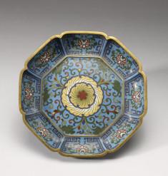 Octagonal Dish