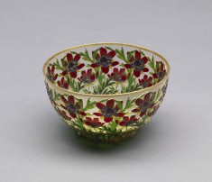 Cup with Poppies