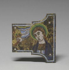 Cross Fragment with St. John