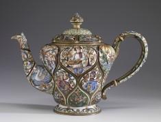 Globular Teapot