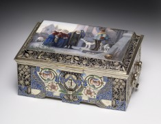 Casket with Miniature: The Right of the Lord