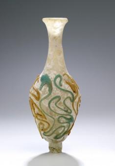 Vase with Snake-Thread Decoration
