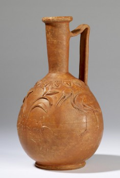 Jug with Birds