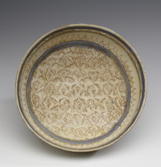 Bowl with Flying Birds