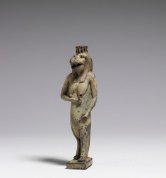 Vessel in the Form of Taweret