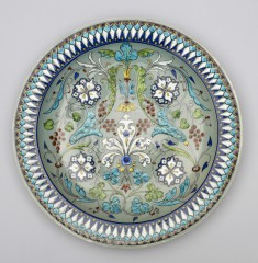 """Plate in """"Turkish"""" Style"""