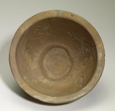Mold for a Bowl with Triton, Nereids, and Dolphins