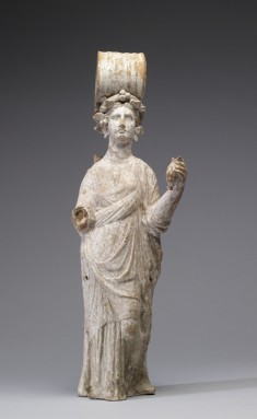 Female Figurine from a Vessel