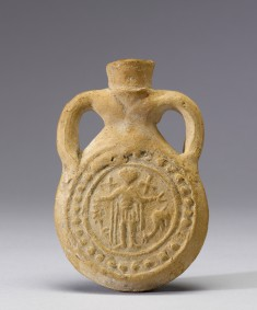 Pilgrim Flask of Saint Menas