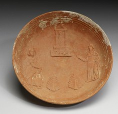 Bowl with Raising of Lazarus