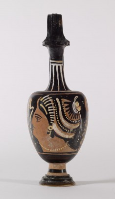 Oinochoe with a Female Head