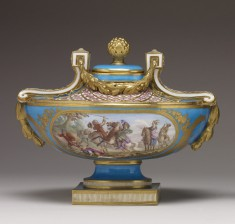 One of a Pair of Vases (Vase cassolette Bachelier)