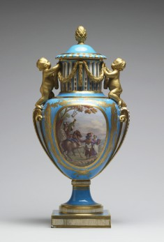 Vase (Vase colonne de Paris)