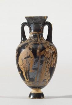 Miniature Panathenaic Amphora