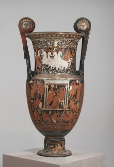Volute Krater for a Warrior