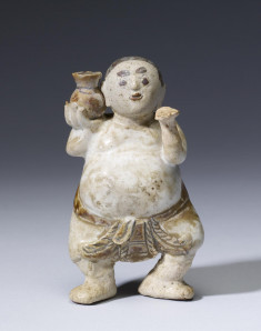 Standing Male with Jar