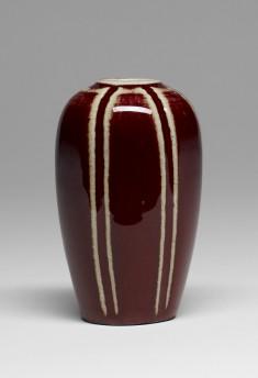 Small Melon-Shaped Vase